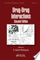 Drug Drug Interactions  Second Edition