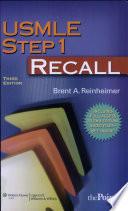 USMLE Step 1 Recall