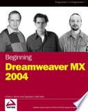 Beginning Dreamweaver   MX 2004