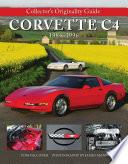 Collector S Originality Guide Corvette C4 1984 1996