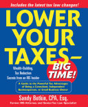 Lower Your Taxes Big Time