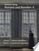 Romane und Novellen 6
