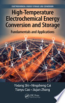 High Temperature Electrochemical Energy Conversion and Storage