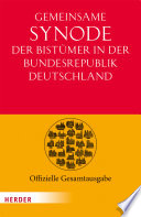 Gemeinsame Synode der Bistümer der Bundesrepublik Deutschland