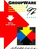 Groupware 92 book
