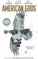 American Gods Volume 1: Shadows (Graphic Novel) : a war between the ancient...