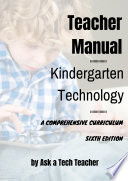 Kindergarten Technology Curriculum