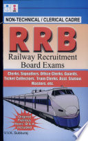 RRB Non Technical   Clerical Cadre