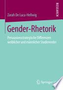 Gender-Rhetorik