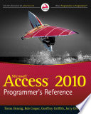 Access 2010 Programmer s Reference