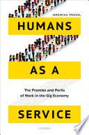 Humans As A Service book