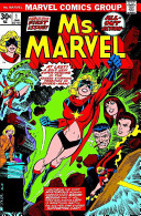 Essential Ms  Marvel
