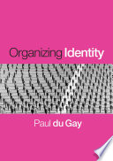 Organizing Identity