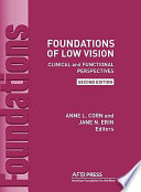 Foundations Of Low Vision book