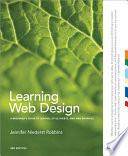 Learning Web Design