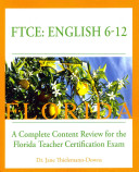FTCE  English 6 12
