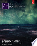 Adobe After Effects Cc Classroom In A Book 2019 Release