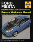 Ford Fiesta Petrol And Diesel 08 11