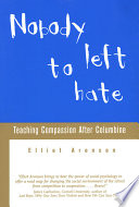 Nobody Left to Hate Book PDF
