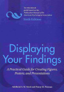 Displaying Your Findings