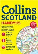 Collins Handy Road Atlas Scotland