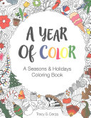 A Year Of Color : help with stress relief and meditation....