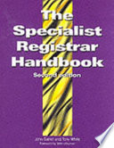 The Specialist Registrar Handbook