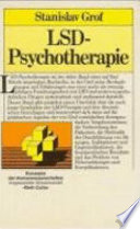 LSD Psychotherapie