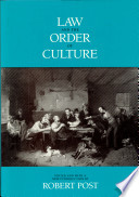 Law and the Order of Culture