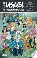 The Usagi Yojimbo Saga  Legends