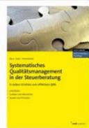 Systematisches Qualitätsmanagement in der Steuerberatung