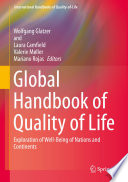 Global Handbook of Quality of Life