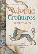 Mythic Creatures 30 Postcards