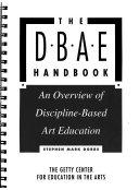 The Dbae Handbook book