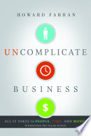 Uncomplicate Business