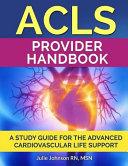 ACLS Provider Handbook