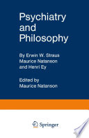 Psychiatry and Philosophy