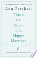 This Is the Story of a Happy Marriage Book PDF