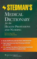 Learning to Code with ICD 9 CM   Stedman s Medical Dictionary for the Health Professions and Nursing