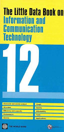 The Little Data Book on Information and Communication Technology 2012