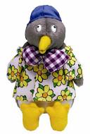 Tacky The Penguin Doll