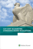 Cost Accounting Standards Board Regulations