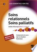 illustration du livre Soins relationnels. Soins palliatifs