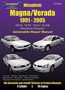 Mitsubishi Magna Dimante 1991 To 2005