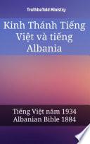Kinh Thánh Tiếng Việt và tiếng Albania