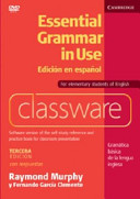 Essential Grammar in Use Classware DVD ROM Spanish Edition