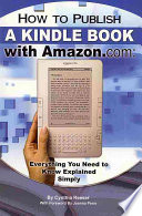 How to Publish a Kindle Book with Amazon com