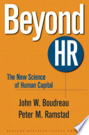 Beyond HR : for top talent increases, companies must recognize that...