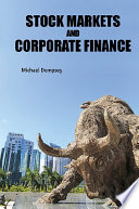 Stock Markets and Corporate Finance