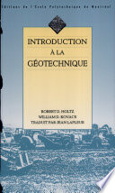 Introduction    la g  otechnique